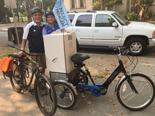 An image of some Mercy Pedalers